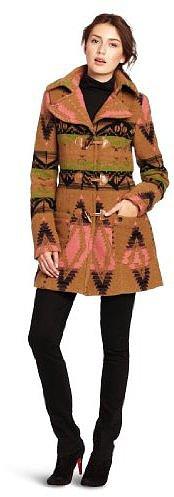 D.E.P.T. Women's Native-Inspired Coat