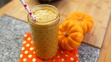Pumpkin and Protein Makes a Winning Smoothie Combo