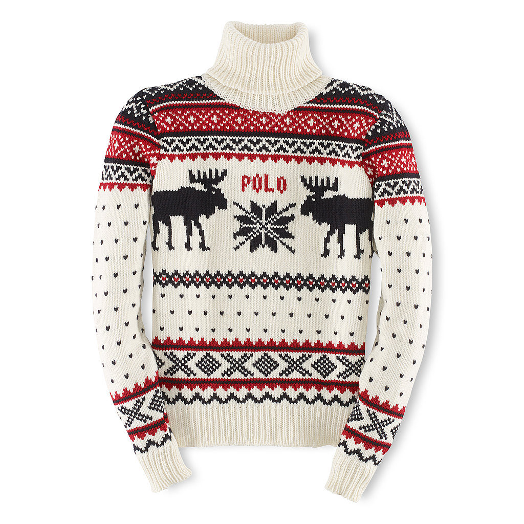 Reindeer Turtleneck Photo courtesy of Ralph Lauren