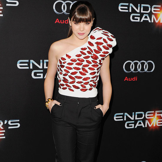 Game Over: Hailee Steinfeld's Red Carpet Kiss-Off