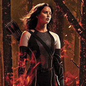 New Catching Fire Movie Pictures