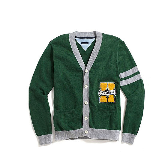 Tommy Hilfiger Little Boy's Hunter Cardigan