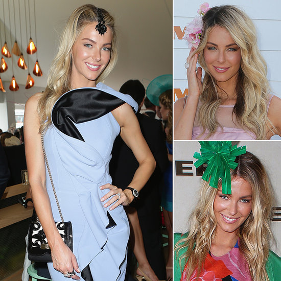 Jennifer Hawkins Spring Racing Headwear