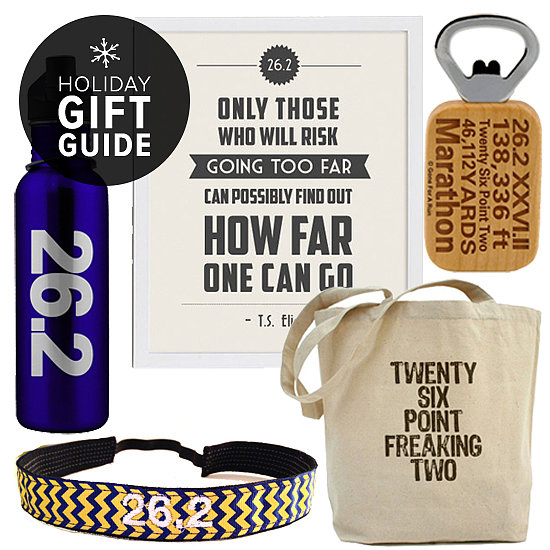 Because She Deserves It: 8 Cute Marathon Gifts