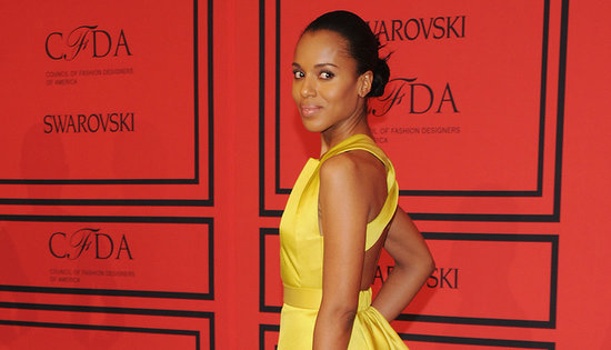What a Year For Kerry Washington! A Wedding, Emmy Nom, and Baby