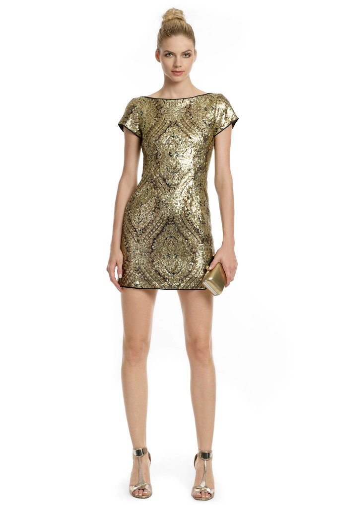 Nanette Lepore Joan of Arc Mini Dress ($90)