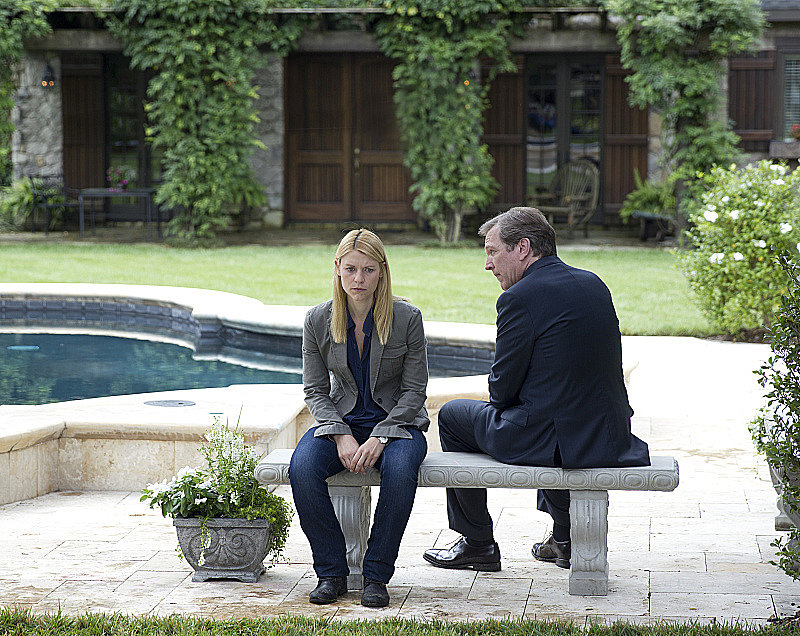 Most Refreshing Twist: Homeland