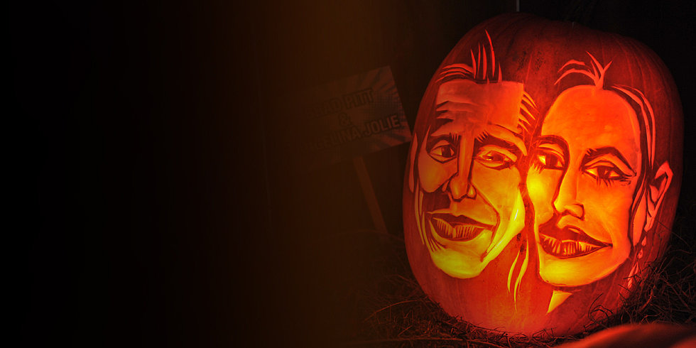 These Pop Culture Pumpkins Are Actually Kind of Incredible