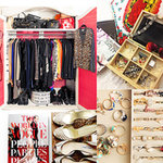 Inside Celebrity Wardrobes