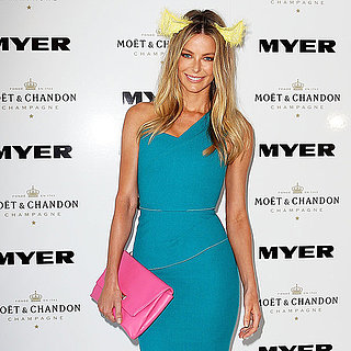 Jennifer Hawkins Spring Racing Carnival Interview