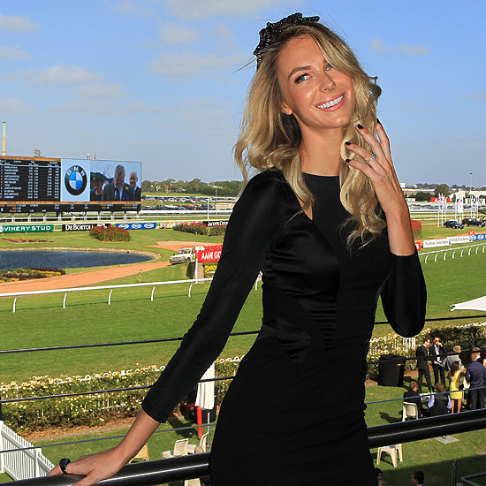 Spring Racing Advice From Jennifer Hawkins