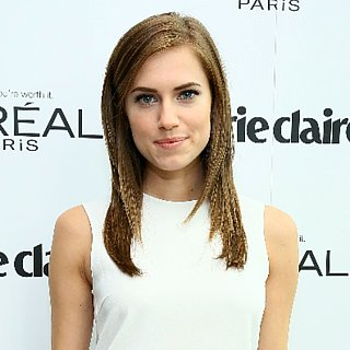 Allison Williams Haircut 2013