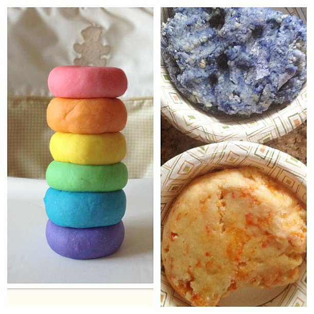 When you try to make colored Play-Dough but you get a quiche look-alike. Source: Instagram user cyn_de