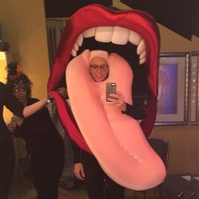 Celebrities Dressed Up As Miley Cyrus For Halloween