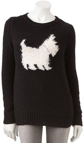 Lc lauren conrad dog sweater