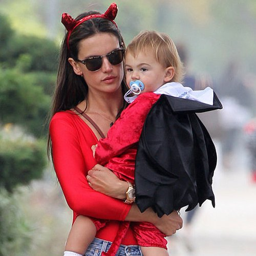 Cute Celebrity Family Pictures | October 2013