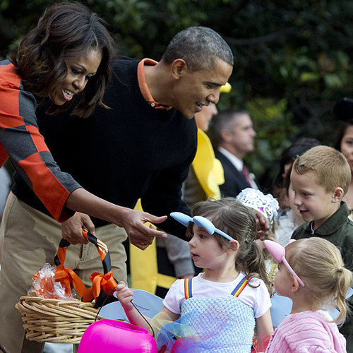 White House Trick-or-Treating 2013