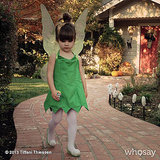 Clap if you believe Harper Smith makes a cute Tinkerbell! Source: Instagram user tathiessen