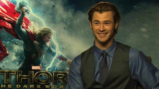Chris Hemsworth Rates Tom Hiddleston's Dance Moves