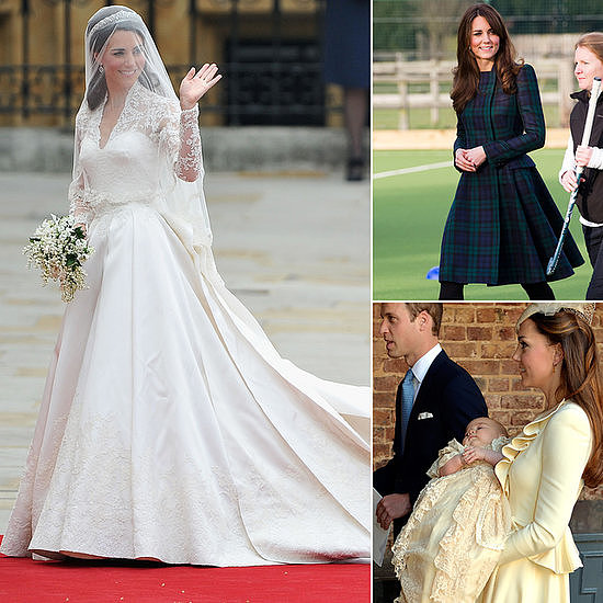 It's no secret that Kate Middleton loves this designer.