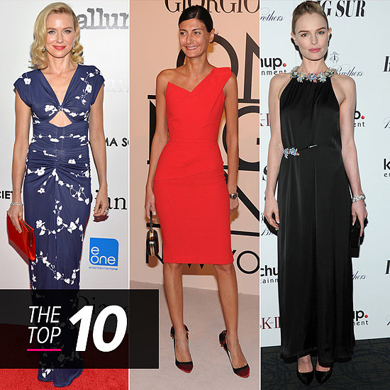 Check Out The Top 10 Best Dressed Celebrities Of The Week