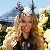 Derby Day Pictures: Jennifer Hawkins, Naomi Campbell, Poppy