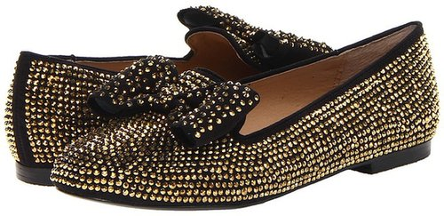 Steve Madden - Marble (Black/Gold) - Footwear