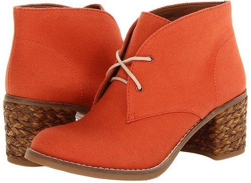 Lucky Brand - Hale (Rust) - Footwear