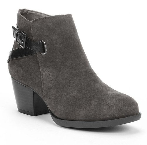 Sonoma life + style ® suede ankle booties - women