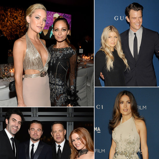 Stars Get Us Ready For Award Season at LA's Biggest Bash