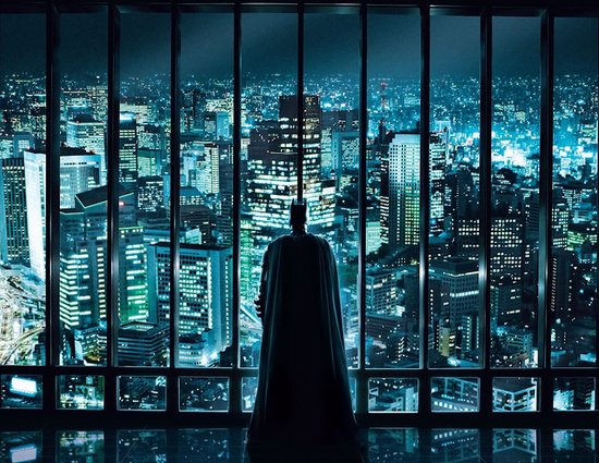 How San Francisco Will Transform Into Gotham City to Make One Important Wish Come True