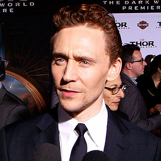 Tom Hiddleston Loki Interview at Thor Premiere (Video)