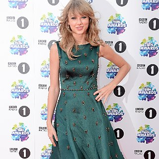 Taylor Swift at BBC Teen Awards