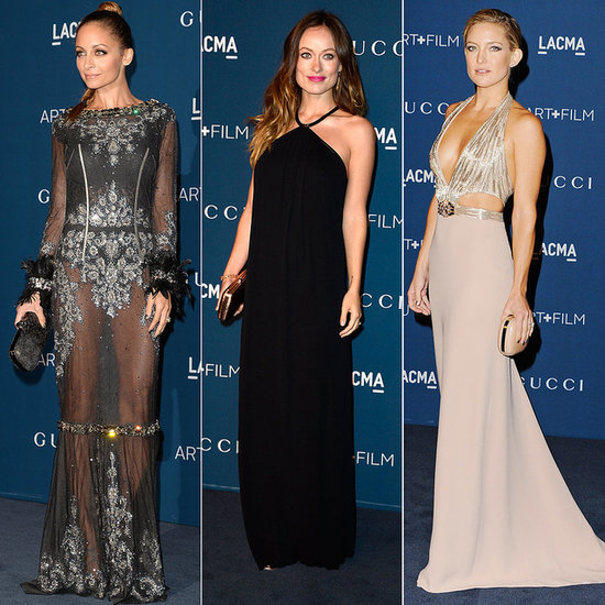 Could This Be Hollywood's Sexiest Red Carpet?
