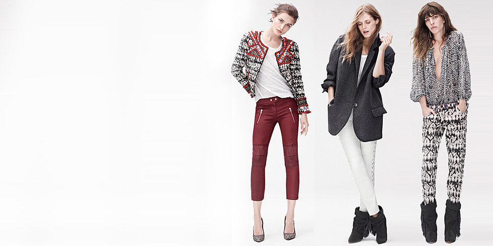 The New Rules to Score Isabel Marant For H&M