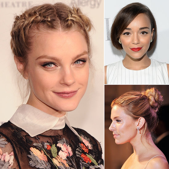 Prep For the Holiday Party Rush With These Celebrity Updos