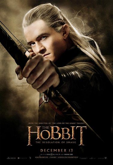 Legolas Has You in His Sights in These New Hobbit Posters