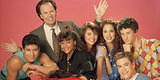 '90s Flashback! Go Behind the Scenes of Saved by the Bell