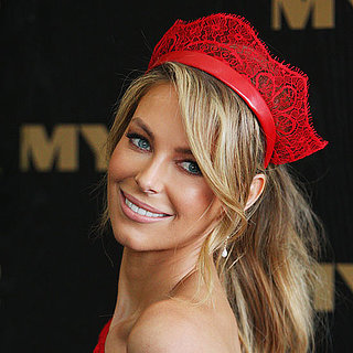 See Jennifer Hawkins at the 2013 Melbourne Cup