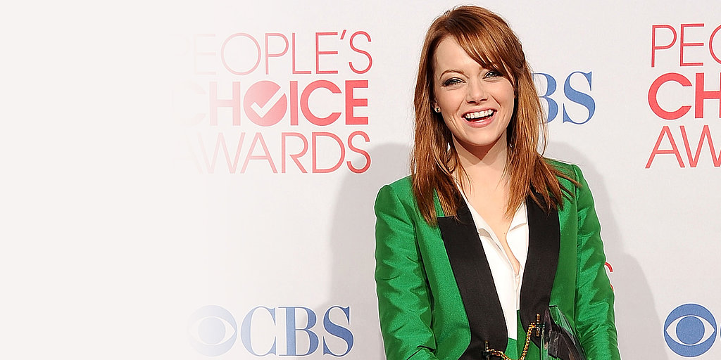 The Perfect Excuse to See Emma Stone's Smile