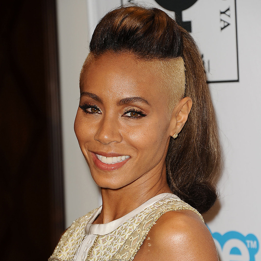 ... Hairstyle Of Jada Pinkett Different Hairstyle Of Jada Pinkett Smith