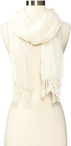 Echo Design Women's Solid Every Day Wrap Scarf
