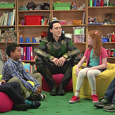 Loki Babysitting Commercial