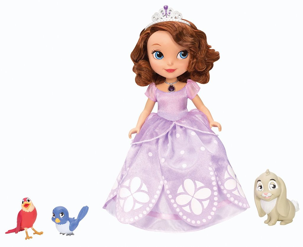 For 3-Year-Olds: Sofia the First Talking Sofia and Animal Friends