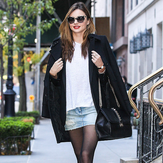 Clothed or Not, Miranda Kerr Looks Amazing