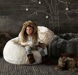 RH Baby & Child Faux Fur Bean Bags