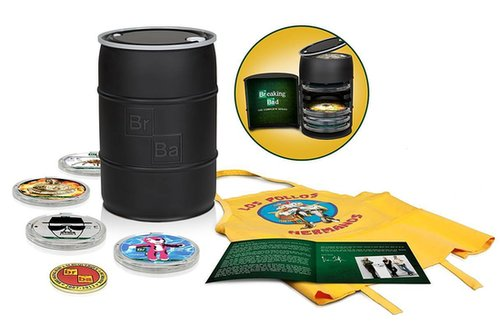 Breaking Bad: The Complete Series ($300)