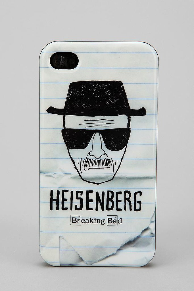 Breaking Bad Heisenberg iPhone 5/5S Case ($30)