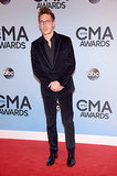 Sam Palladio represented ABC's Nashville at the CMAs on Wednesday night.