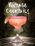 With recipes from Brian Van Flandern and photos by Laziz Hamani, the Vintage Cocktails book ($26, originally $50) is a must have for regular entertainers.